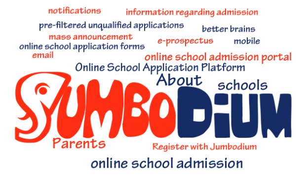jumbodium,school application platform, jumbodium.com
