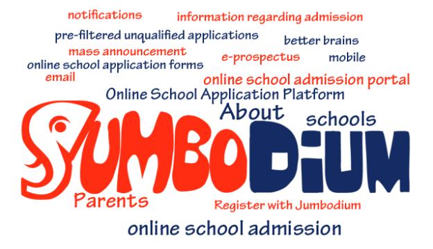 jumbodium,school application platform, jumbodium.com
